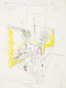 David Ireland, 'Untitled (Scheme #7 M.O.C.A. L.A.)', 1988
