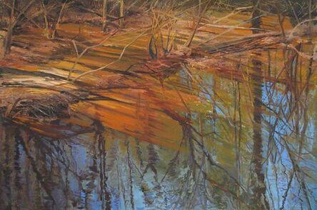 Brooke Lanier, 'Cross The Creek 1'