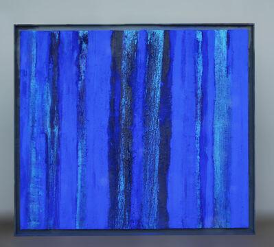 Marcello Lo Giudice, 'Eden Blu/ Azur', 2017