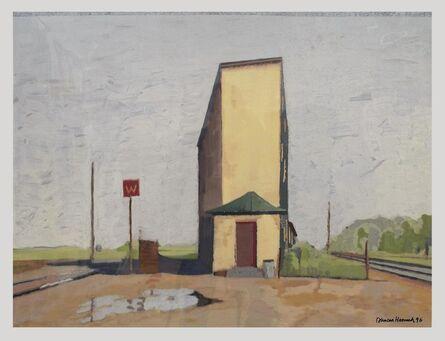 Duncan Hannah, 'West East', 1996