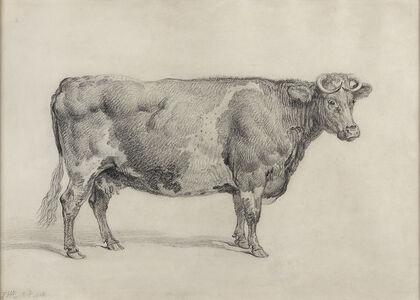 James Ward, 'Mrs Arbuthnot's cow Maria', 1822