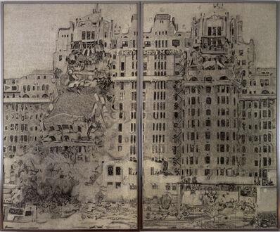 Richard Artschwager, 'Destruction III', 1972