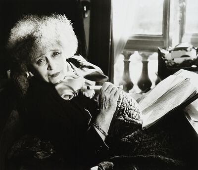 Louise Dahl-Wolfe, 'Portrait of Colette', 1951
