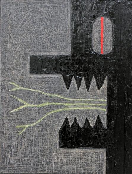 Alex Gene Morrison, 'Red Eye Green Tongues ', 2018
