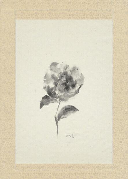 Makoto Fujimura, 'Pasadena Peony  帕薩迪納  •  牡丹', 2016