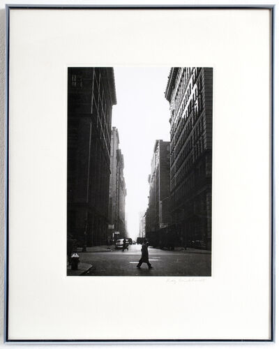 Rudy Burckhardt, 'Six O' Clock', 1947