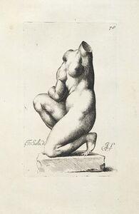 Francesco Salviati, '[Crouching Aphrodite or Artemis]', 1731-1741