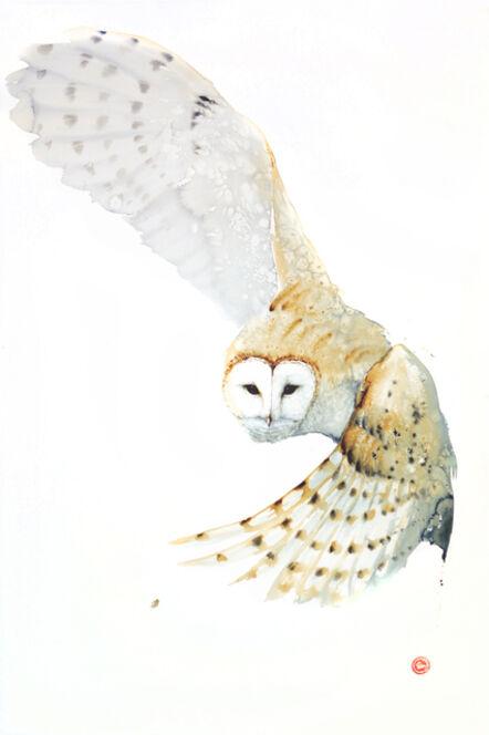 Karl Martens, 'Barn Owl', 2016