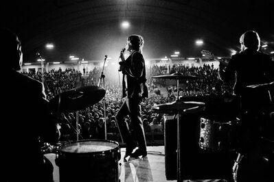 """Bent Rej, '""""Satisfaction"""" Rolling Stones on Stage, Sweden, 1965', 1965"""
