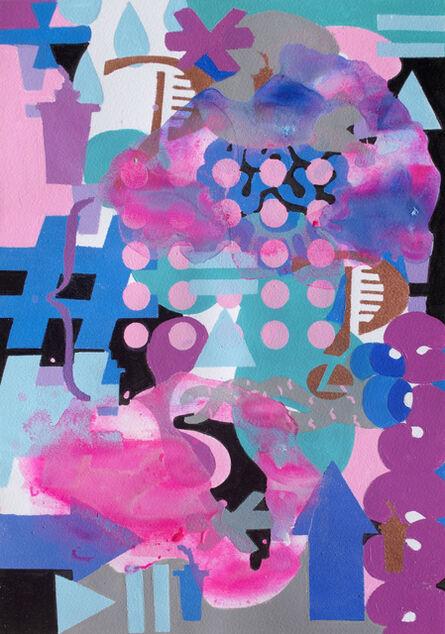 Jenny Bhatt, 'Mind Map 12', undated