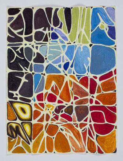 Maura Bendett, 'Yellow Gradient', 2013-2014
