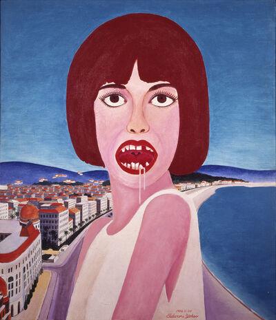 Tadanori Yokoo, 'Slavor', 1966
