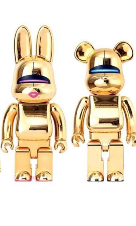 BE@RBRICK, 'Sorayama Sexy Robot Be@rbrick & R@bbrick 100% 400% Set', 2001-2020