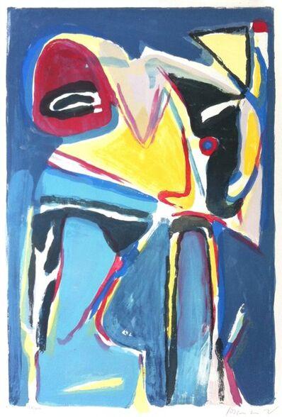 Bram van Velde, 'Untitled'