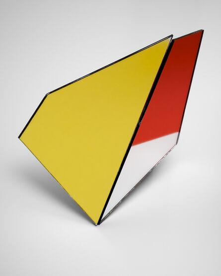 Oran Hoffmann, 'Erstwhile Reflexion II', 2014