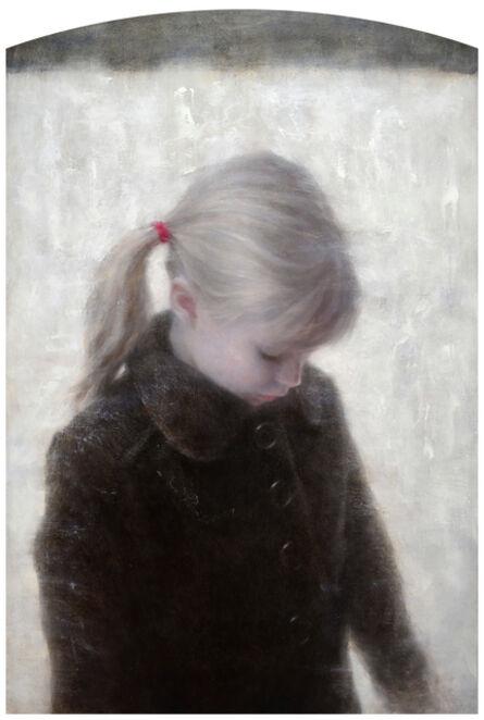 Vincent Xeus, 'Harper in Snow', 2014