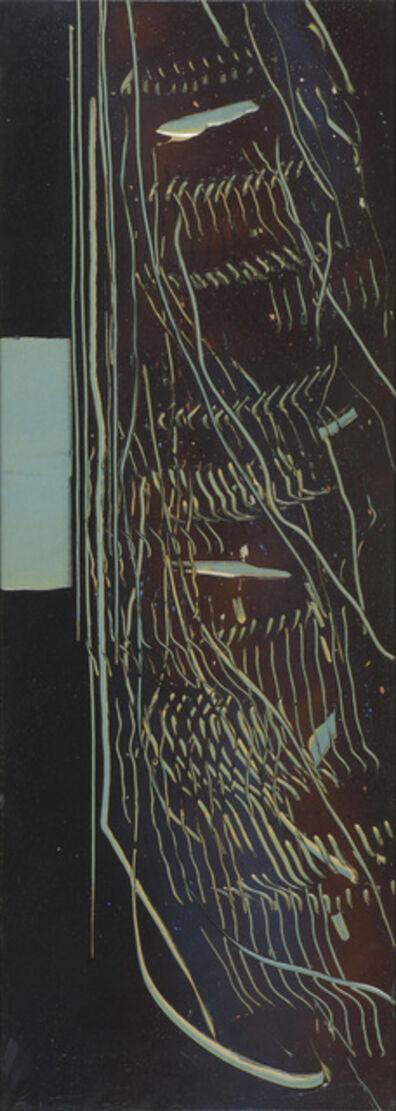 Dan Christensen, 'Queensland', 1986