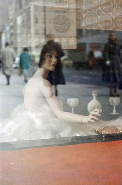 Saul Leiter, 'Mannequin', ca. 1952