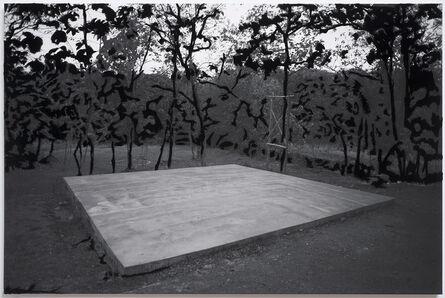 Berend Strik, 'Decipher the Artist's Mind: Performance (Melati Suryodarmo Studio)', 2014