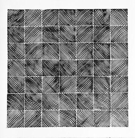Andre Mirzaian, 'Douglas Fir Grid (grd)', 2016