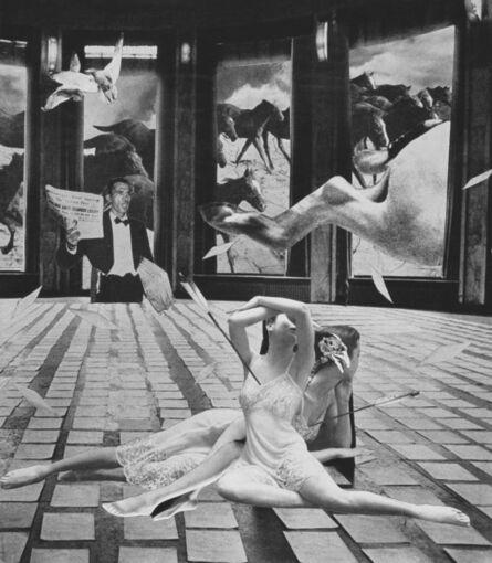 Toshiko Okanoue, 'Modern History', 1956
