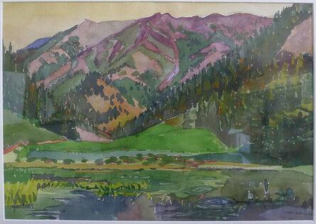 Sheila Gardner, 'When the Fish Get Up', 2002