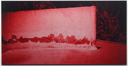 Peter Welz, 'study [casa malaparte] I', 2014
