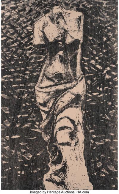 Jim Dine, 'Black Venus in the Wood', 1983
