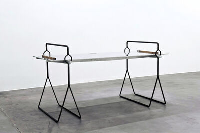 Marc Baroud & Marc Dibeh, 'Desk', 2012