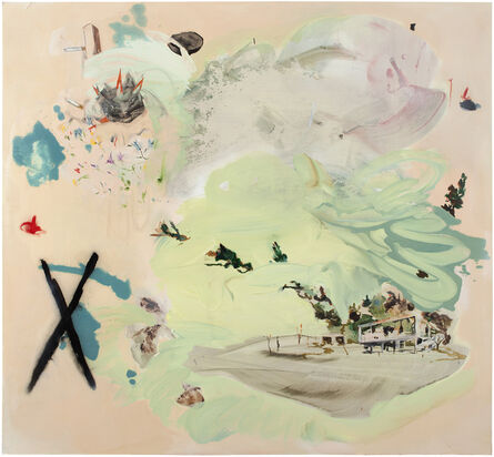 Anna Tuori, 'Too Long On the Ground', 2015