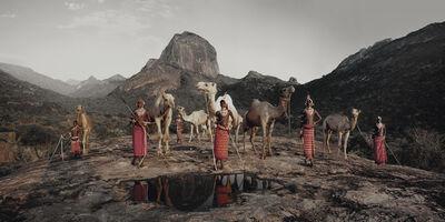 Jimmy Nelson, 'XVII 216 Lelesas, Louelen, Lewangu, Lepokodou, Loimgu & Nyerere Ndoto Mountain Range Kenya', 2010