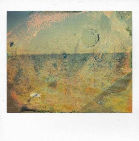 Josey Cary, 'Untitled - 21 Century, Contemporary, Photography, Abstract, Polaroid, Landscape', 2016
