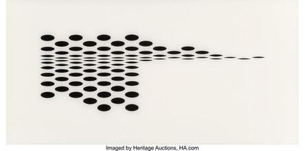 Bridget Riley, 'Untitled (Fragment 7)', 1965