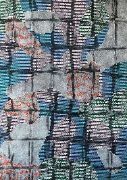 Charley Alexander, 'Obstruction', 2018