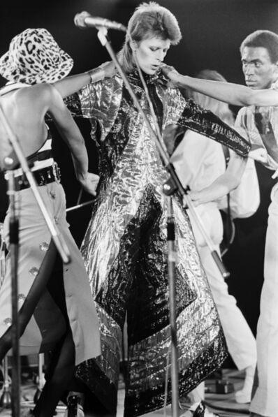 Terry O'Neill, 'David Bowie as Ziggy Stardust', 1980