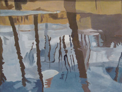 Ralph Wickiser, 'Winter Reflections', 1997
