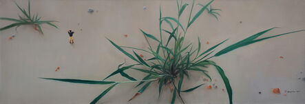 Zhou Jinhua 周金华, 'Wild Grass 野草 No.8', 2017