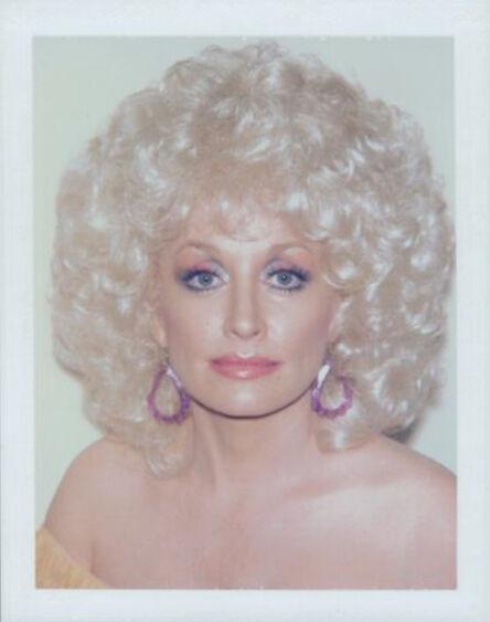 Andy Warhol, 'Dolly Parton', 1985