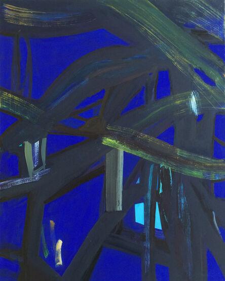 Laura Newman, 'Blue Light', 2014