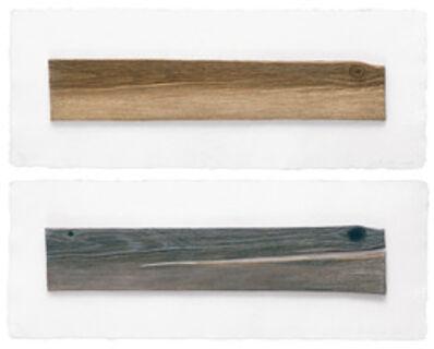 Ed Ruscha, 'Old Wood/ New Wood', 2007