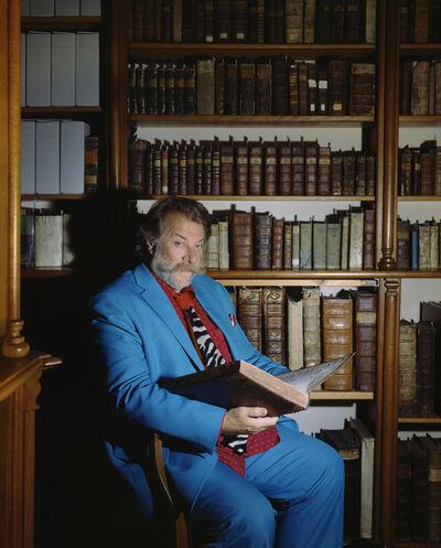 Clegg & Guttmann, 'The Bookreader', 2015