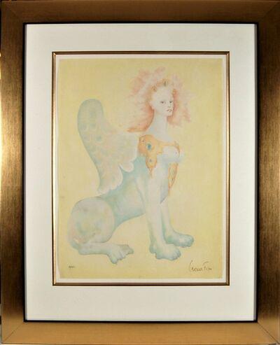 Leonor Fini, 'Yellow Sphinx', ca. 1970