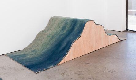 Phillip Zach, 'wave (pinnacle)', 2014