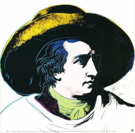 Andy Warhol, 'Goethe', Unknown