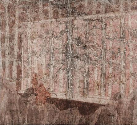 Wang Yabin, 'Pavilion of Memories-Light Trees', 2012