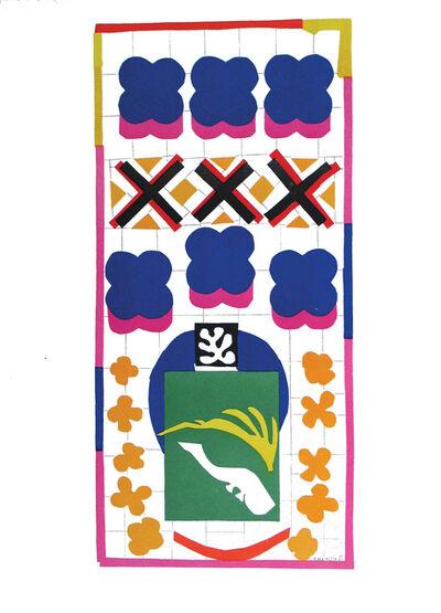 Henri Matisse, 'Poissons Chinois', 1954