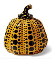 Yayoi Kusama, 'Kusama Pumpkin (Yellow & Black)', 2015