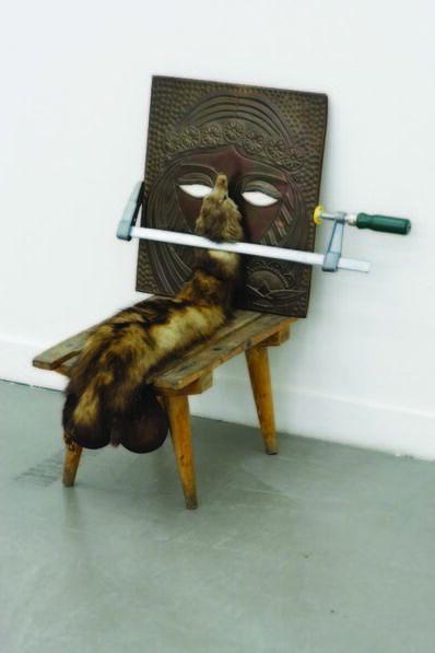 Victor Man, 'Untitled (Wolf)', 2007