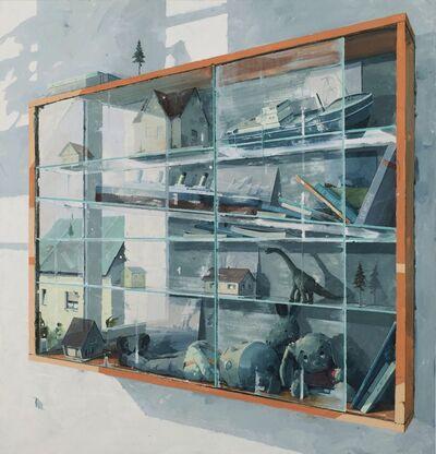 Sven Kroner, 'Grosse Vitrine', 2020