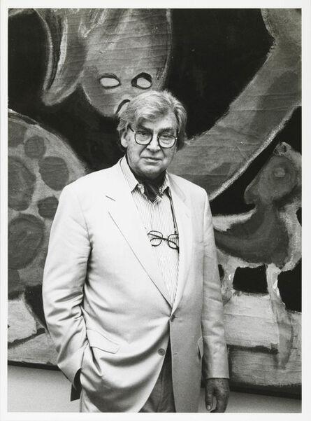 Karel Appel, 'Portrait of Artist at Stedelijk Museum Amsterdam'